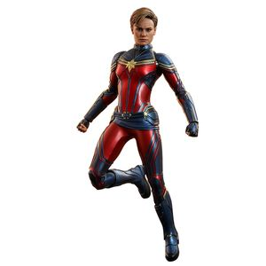 [Avengers: Endgame: Hot Toys Action Figure: Captain Marvel (Product Image)]
