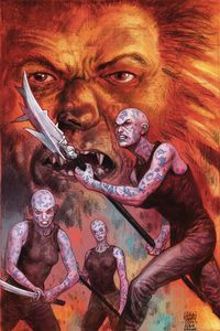 [Neil Gaiman's American Gods: Moment Of Storm #5 (Cover A Fabry (Mr) (Product Image)]