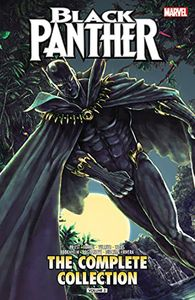 [Black Panther: By Christopher Priest: Volume 3: The Complete Collection (Product Image)]