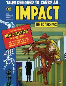 [EC Archives: The Impact (Hardcover) (Product Image)]