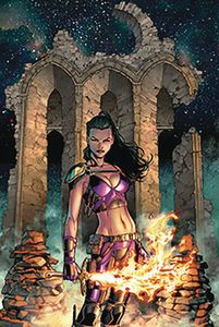 [Jasmine: Crown Of Kings #3 (Cover A Chen) (Product Image)]