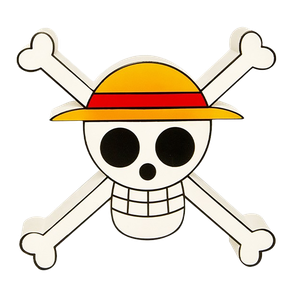 [One Piece: Lamp: Skull (Product Image)]
