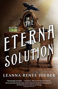 [The Eterna Files: Book 3: The Eterna Solution (Hardcover) (Product Image)]