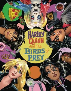 [Harley Quinn & The Birds Of Prey #2 (Product Image)]