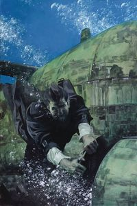 [Joe Golem #5 (The Drowning City) (Product Image)]