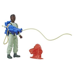 [The Real Ghostbusters: Kenner Classics Action Figure: Zeddemore (Product Image)]