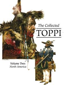 [The Collected Toppi: Volume 2: North America (Hardcover) (Product Image)]