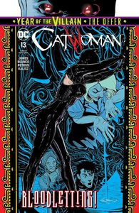 [Catwoman #13 (YOTV The Offer) (Product Image)]