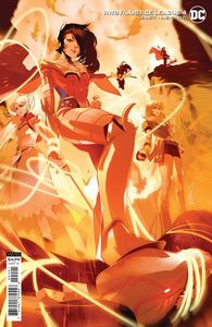 [RWBY/Justice League #4 (Simone Di Meo Cardstock Variant) (Product Image)]