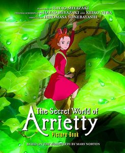 [Arrietty: The Secret World Of Arrietty Picture Book (Product Image)]
