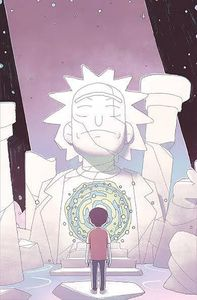 [Rick & Morty #53 (Cover B Smart) (Product Image)]