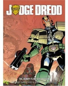 [2000AD: Judge Dredd: The Henry Flint Collection (Product Image)]