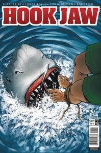 [Hookjaw #4 (Cover A Boyle) (Product Image)]