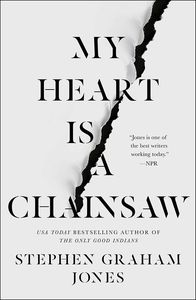 [My Heart Is A Chainsaw (Hardcover) (Product Image)]