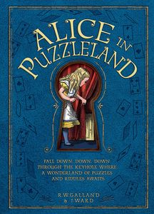 [Alice In Puzzleland (Hardcover) (Product Image)]