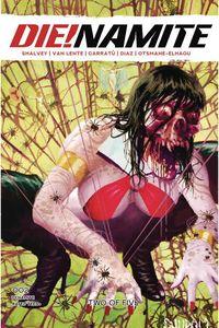 [Die!Namite #2 (Cover E Suydam Homage Bonus Variant) (Product Image)]