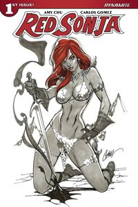 [Red Sonja #1 (Cover B Campbell) (Product Image)]