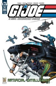 [GI Joe: A Real American Hero #265 (Cover B Fraga) (Product Image)]