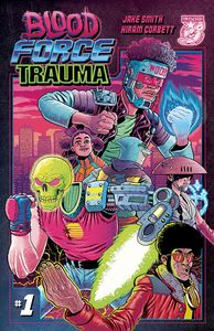[Blood Force Trauma #1 (Product Image)]