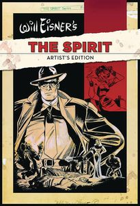 [Will Eisner's The Spirit Artist's Edition (Hardcover) (Product Image)]