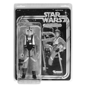 [Star Wars: Giant Retro Action Figure: Luke Skywalker X-Wing Pilot (Product Image)]