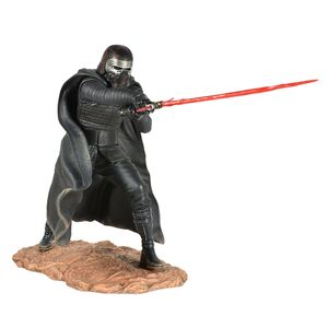 [Star Wars: The Rise Of Skywalker: Premier Collection Statue: Kylo Ren (Product Image)]