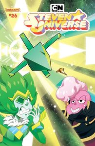 [Steven Universe: Ongoing #26 (Main Pena Cover) (Product Image)]