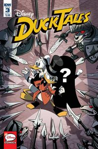 [Ducktales #3 (Cover A Ghiglione) (Product Image)]