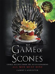 [Game Of Scones: All Men Must Dine (Hardcover) (Product Image)]