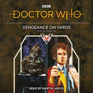 [Doctor Who: Vengeance On Varos: 6th Doctor Novelisation (Product Image)]