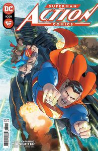[Action Comics #1031 (Cover A Mikel Janin) (Product Image)]
