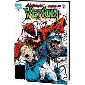 [Venomnibus: Volume 1 (Wildman DM Variant New Printing Hardcover) (Product Image)]