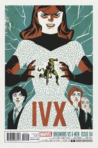 [IVX #4 (Michael Cho Variant) (Product Image)]