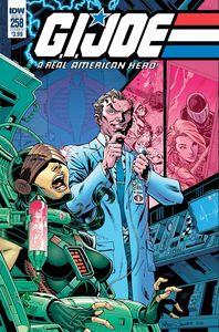 [Gi Joe: A Real American Hero #258 (Cover B Royle) (Product Image)]