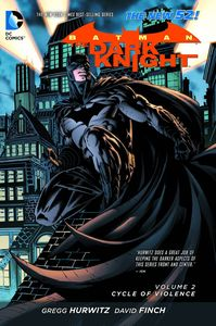 [Batman: The Dark Knight: Volume 2: Cycle Of Violence (Product Image)]