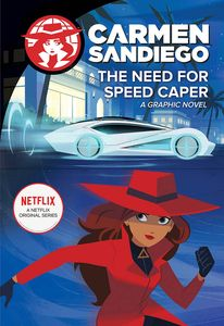 [Carmen Sandiego: The Need For Speed Caper (Product Image)]