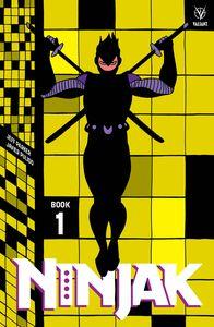 [Ninjak: 2021: Volume 1 (Product Image)]