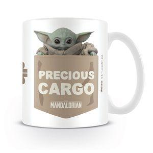[Star Wars: The Mandalorian: Mug: Precious Cargo (Baby Yoda) (Product Image)]