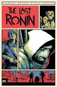 [Teenage Mutant Ninja Turtles: The Last Ronin #4 (Cover B Wachter Variant) (Product Image)]