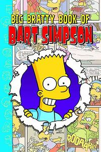 [The Simpsons: The Big Bratty Book Of Bart Simpson (Product Image)]