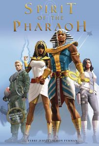 [Spirit Of The Pharaoh (Ra'mun With Heroes Cover Variant) (Product Image)]
