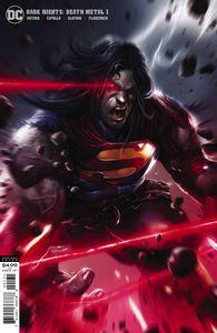 [Dark Nights: Death Metal #1 (Mattina Superman Variant Edition) (Product Image)]