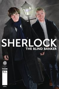 [Sherlock: Blind Banker #6 (Cover C Myers) (Product Image)]