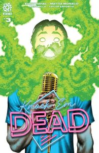 [Knock Em Dead #3 (Andy Clarke Cover) (Product Image)]