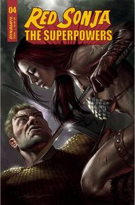 [Red Sonja: The Superpowers #4 (Cover A Parrillo) (Product Image)]
