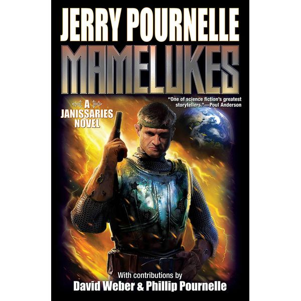 [The cover for Mamelukes (Hardcover)]