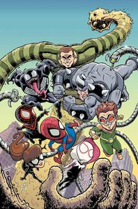 [Marvel Super Hero Adventures: Spider-Man: Web Of Intrigue #1 (Product Image)]