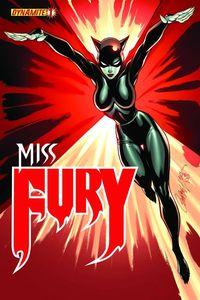 [Miss Fury #1 (Product Image)]