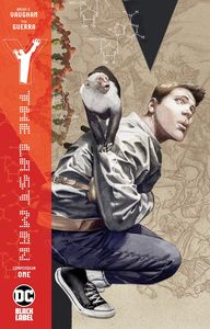 [Y: The Last Man Compendium: Volume 1 (Product Image)]