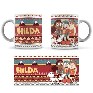 [Hilda: Mug: Hilda & Friends (Product Image)]